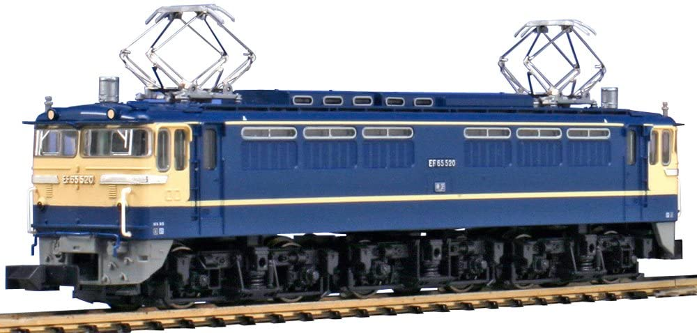 N Scale - Kato - 3060-2 - Type EF65-500P - Japanese National Railways - EF 65520