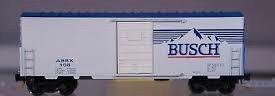N Scale - Ak-Sar-Ben - 9304C - Boxcar, 40 Foot, PS-1 - Anheuser Busch - 108