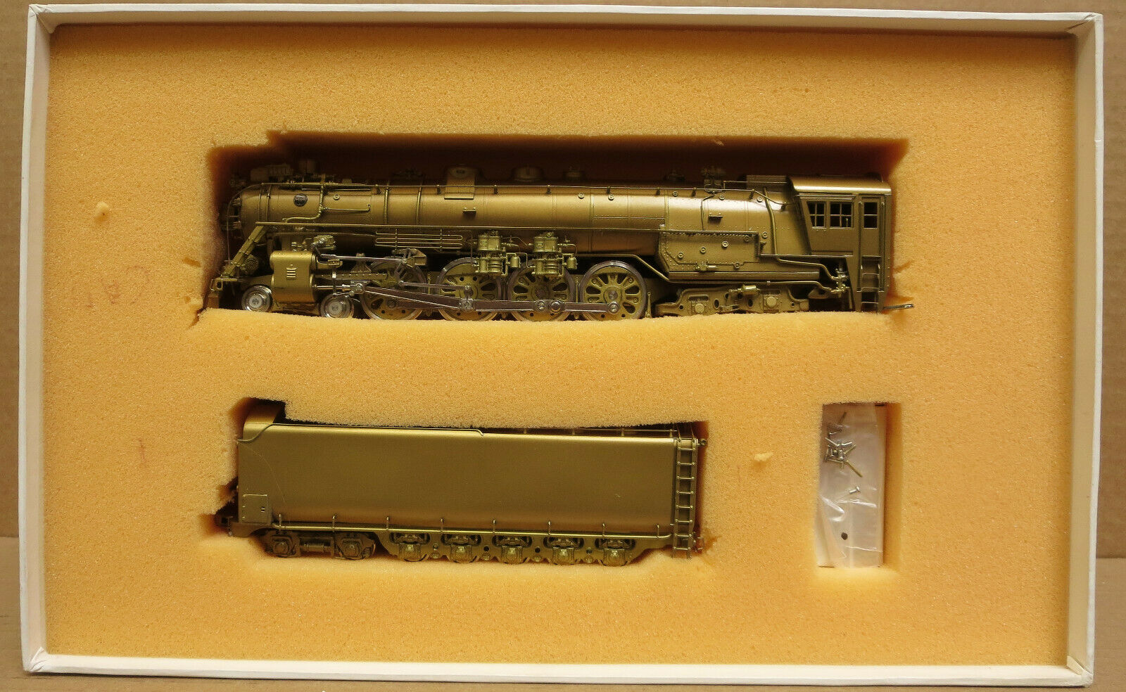 N Scale - Oriental Limited - NP A4 - Locomotive, Steam, 4-8-4 Northern - Undecorated