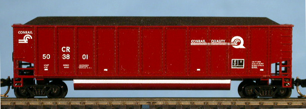 N Scale - LBF Company - 5401-D - Gondola, Bathtub, Trinity Rotary  - Conrail - 12 Different Available