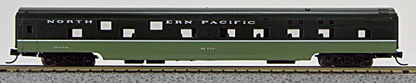 N Scale - Con-Cor - 0001-040105 - Passenger Car, Smoothside, 85 Foot Sleeper - Northern Pacific