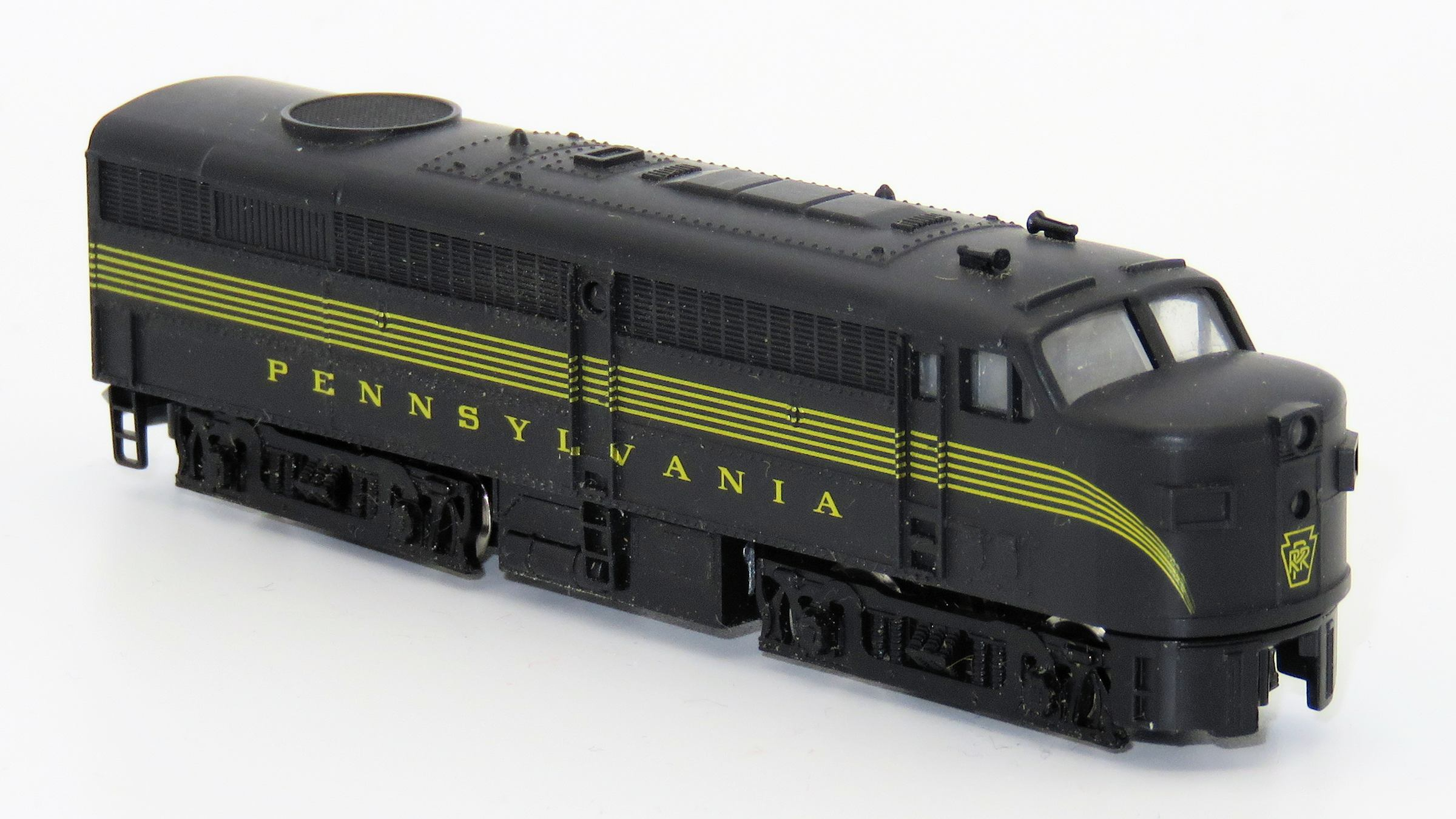 N Scale - Grani&Partners - 53256 - Locomotive, Diesel, Alco FA/FB - Santa Fe