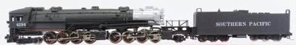 N Scale - Key - SP AC-12 - Steam, 4-8-8-2 , AC-12 - Southern Pacific - 4294