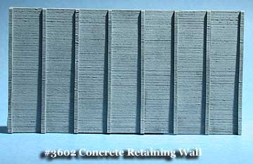 N Scale - Fine N-Scale Products - FNA-3602 - Architectural, Tunnel Liner - Undecorated - Concrete Tunnel Liner