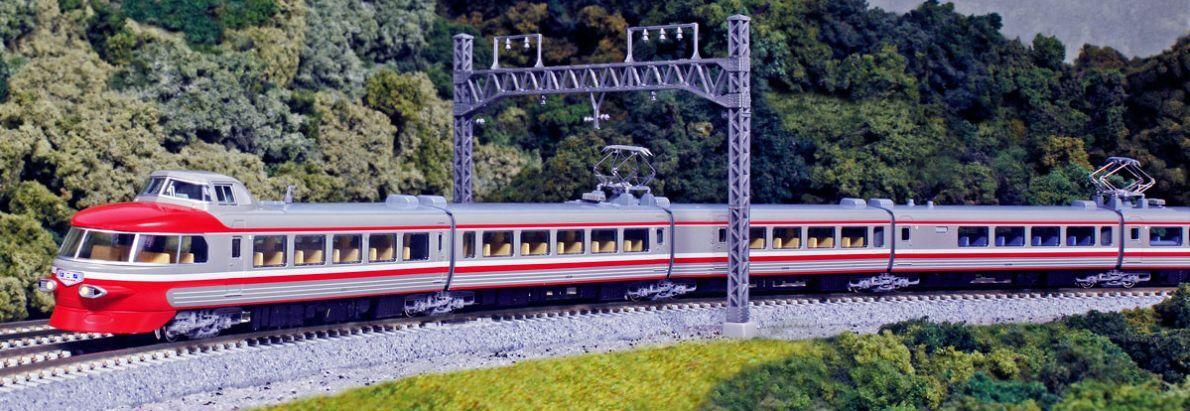 N Scale - Kato - 10-1181 - Locomotive, Electric Type 3100 - Odakyu Electric
