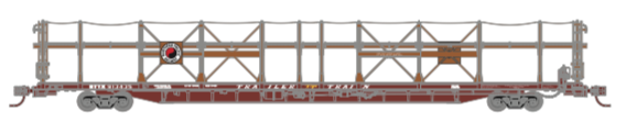 N Scale - Athearn - 15042 - Autorack, Open Side, Bi-Level, F89-F - Northern Pacific - 913604