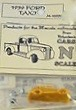 N Scale - Bruce Richardson - 10639 - Vehicle, Ford, Taxi - Painted/Unlettered