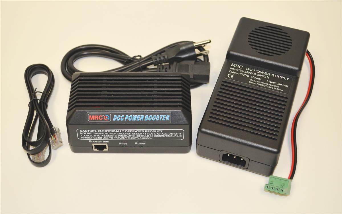 N Scale - MRC - 0001528 - Power Booster - MRC