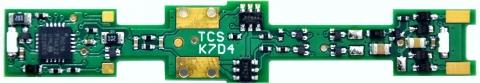 N Scale - TCS - K7D4 - Digital Decoder - Kato Precision Railroad Models
