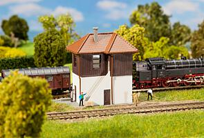 N Scale - Faller - 232517 - Structures, Railroad, Block Post, Tower - Railroad Structures