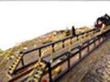 N Scale - NJ International - 4221 - Structure, Railroad , Maintenance Platform - Railroad Structures