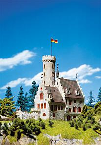N Scale - Faller - 252242 - Ready-Made, Structure, Residential, Castle - Residential Structures