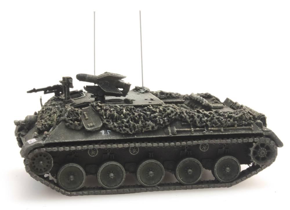 N Scale - Artitec - 6160023 - Vehicle, Tank, Raketenjagdpanzer 2 - Military Structures
