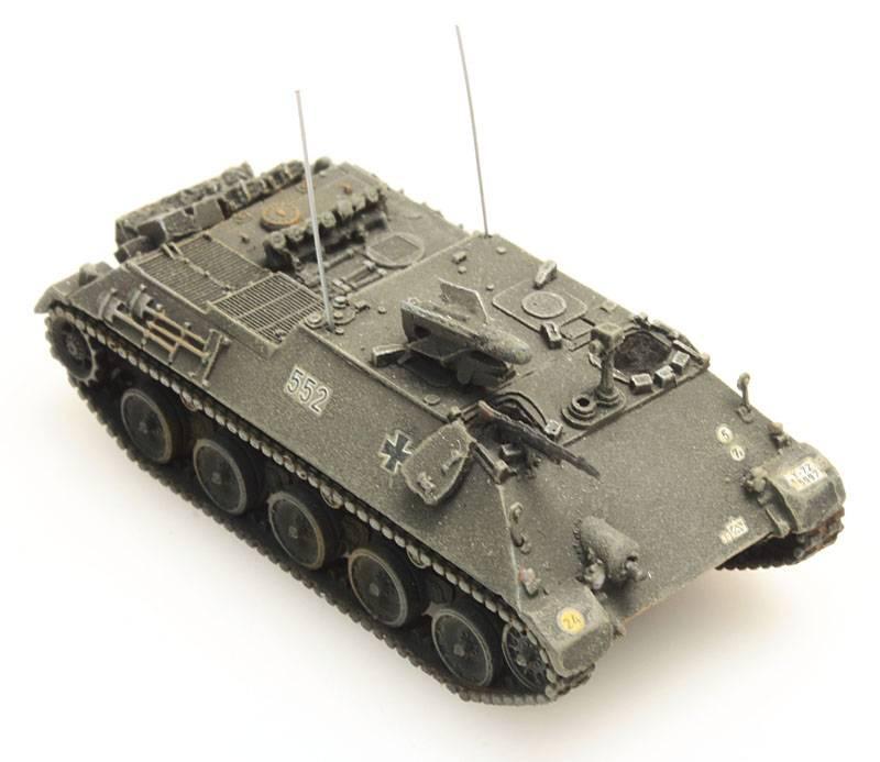 N Scale - Artitec - 6160022 - Vehicle, Tank, Raketenjagdpanzer 2 - Military Structures