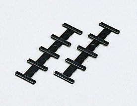N Scale - Kato - 24-811 - Track, Joiner, Insulated - Track, N Scale