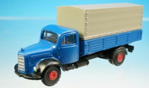 N Scale - Lemke - LC3007 - Truck, Stake, MB L3500 - Painted/Lettered