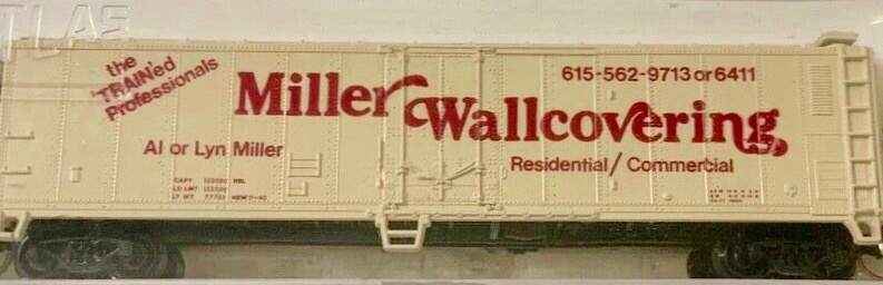 N Scale - Ak-Sar-Ben - 8603 - Reefer, 50 Foot, Mechanical - Painted/Lettered