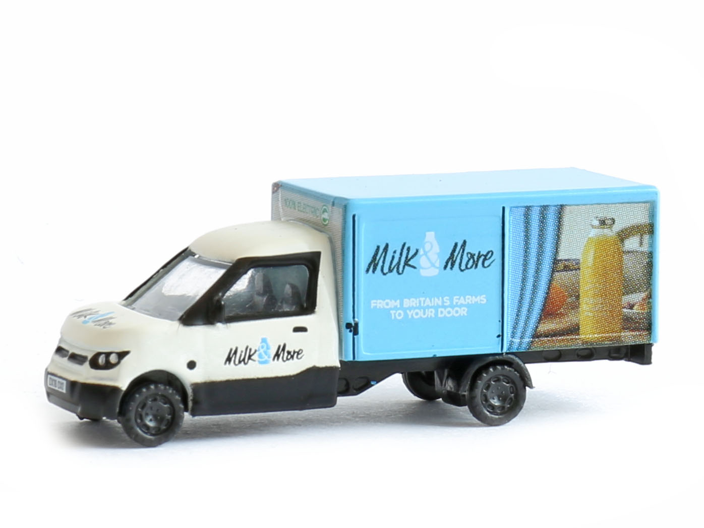N Scale - Gaugemaster - GM392 - Truck, Streetscooter Work - Painted/Lettered