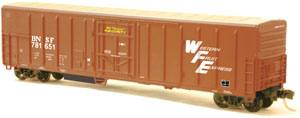 N Scale - Red Caboose - RM-18809-2 - Reefer, 57 Foot, Mechanical, PC&F R-70-20 - Western Fruit Express - 798819