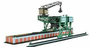 N Scale - Kibri - 37442 - Structure, Railroad, Coaling Crane - Railroad Structures