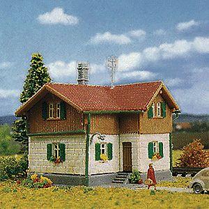 N Scale - Kibri - 37808 - Structure, Railroad, Guardhouse - Railroad Structures
