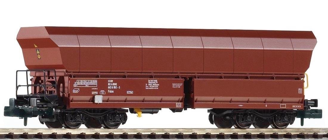 N Scale - Piko - 40711 - Rolling Stock, Hopper, Transwagon - On Rail - 663 6 061-5
