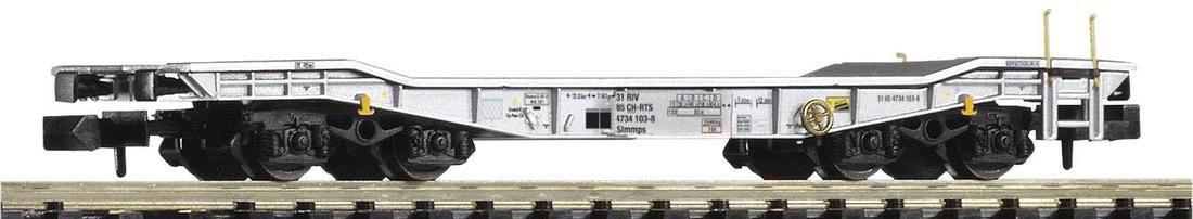 N Scale - Piko - 40700 - Rolling Stock, Hopper, Transwagon - RTS Rail Transport Service - 4734 103-8