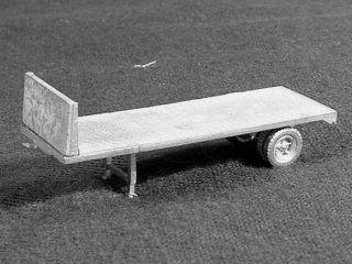 N Scale - C in C - 1617 - Vehicle, Semi Tractor Trailer, 25