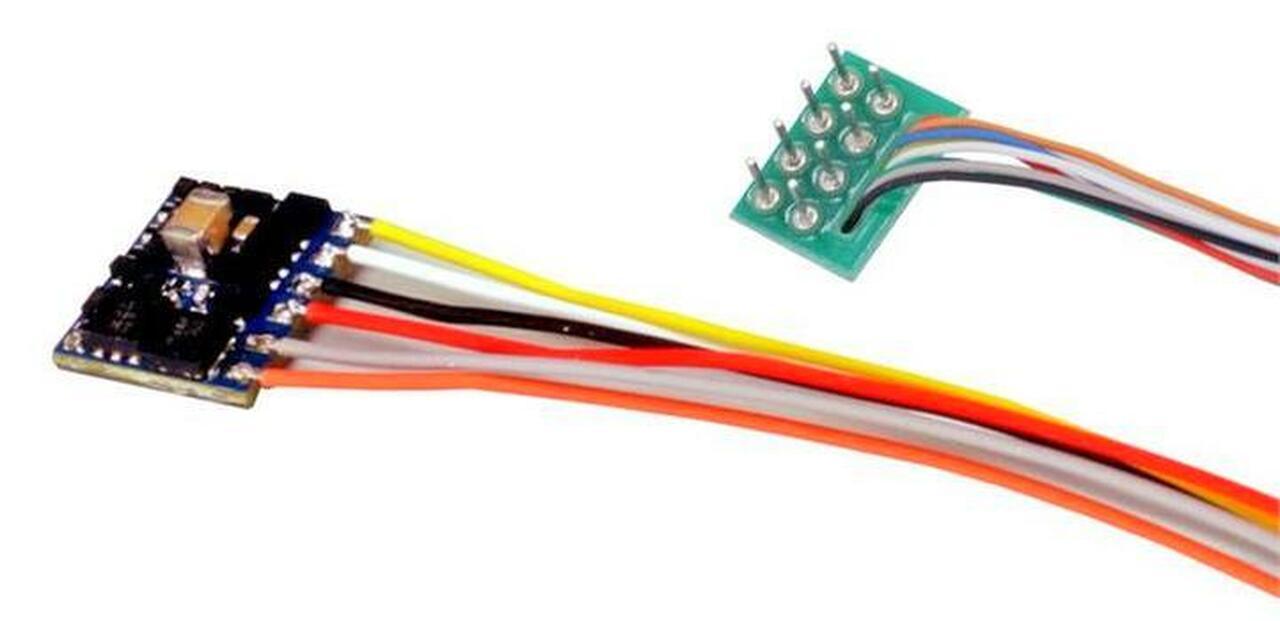 N Scale - ESU - 59820 - Digital Decoder - NEM652