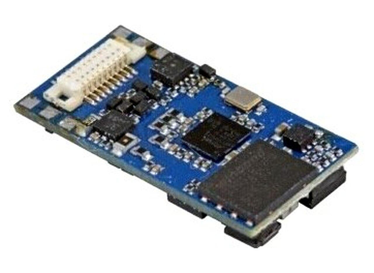 N Scale - ESU - 58816 - Digital Decoder - NEM651 with Speaker