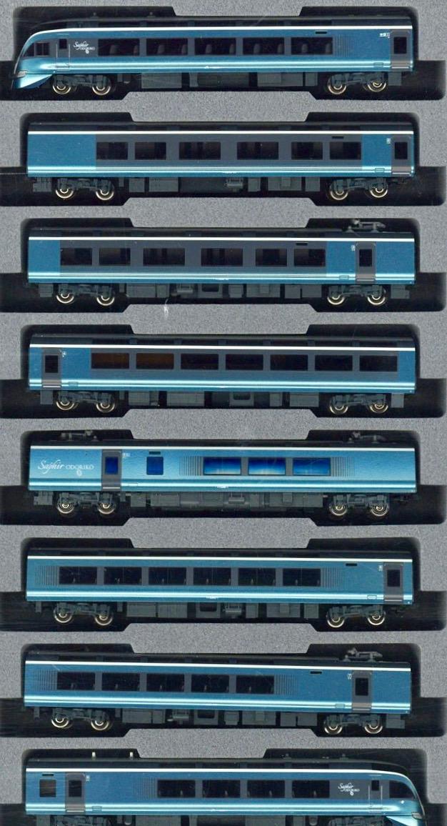 N Scale - Kato - 10-1644 - Passenger Train, Electric, Series E261 - Japan Railways East - 8-Pack