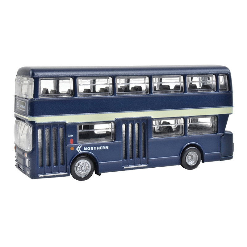 N Scale - Graham Farish - 379-608 - Vehicle, Bus, Leyland Atlantean, Double Decker - Painted/Lettered - Northern