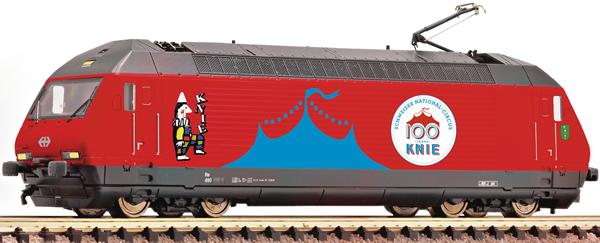 N Scale - Fleischmann - 731501 - Locomotive, Electric, Re 460 - SBB CFF FFS - 460 058