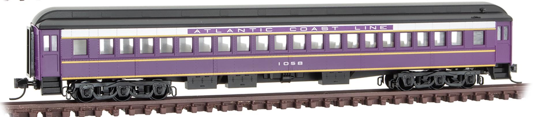 N Scale - Micro-Trains - 160 44 400 - Passenger Car, Heavyweight, Pullman, 78