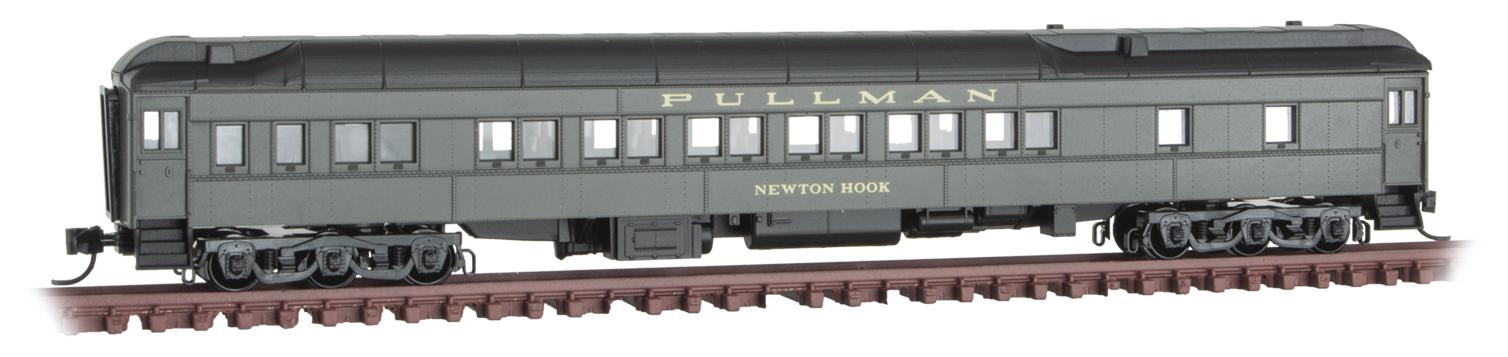 N Scale - Micro-Trains - 142 00 420 - Passenger Car, Heavyweight, Pullman Sleeper 12-1 - Union Pacific - Newton Hook