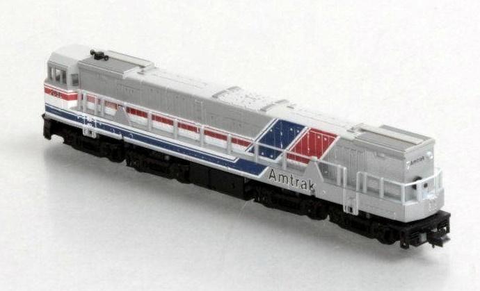 N Scale - Con-Cor - 0001-003315 - Locomotive, Diesel, GE U50 - Amtrak - 204