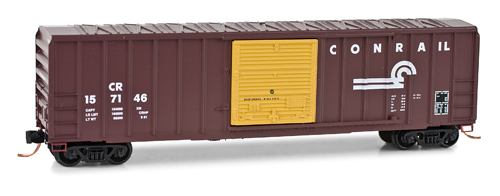 N Scale - Micro-Trains - 025 00 190 - Boxcar, 50 Foot, FMC, 5077 - Conrail - 157146