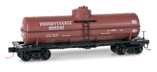 N Scale - Micro-Trains - 065 00 230 - Tank Car, Single Dome, 39 Foot - Pennsylvania - 498647