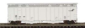 N Scale - Bowser - 37035 - Covered Hopper, 2-Bay, GATX Airslide 4180 - Conrail