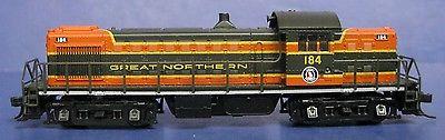 N Scale - Atlas - 44006 - Locomotive, Diesel, Alco RS-1 - Great Northern - 184