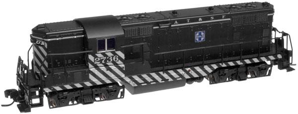 N Scale - Atlas - 48284 - Locomotive, Diesel, EMD GP7 - Santa Fe - 2723