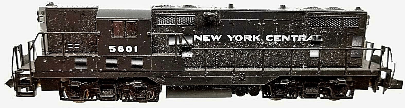 N Scale - Atlas - 4307 - Locomotive, Diesel, EMD GP7 - New York Central - 5601