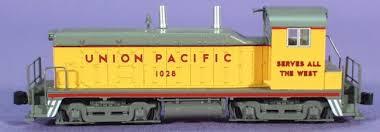 N Scale - Kato USA - 176-4360 - Locomotive, Diesel, EMD NW2 - Union Pacific - 1028