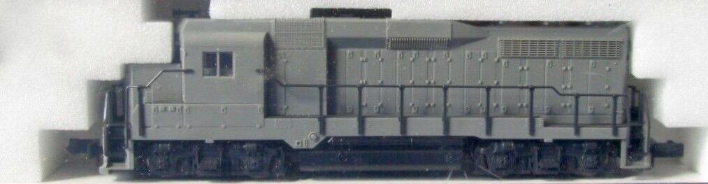 N Scale - Atlas - 4721 - Locomotive, Diesel, EMD GP30 - Undecorated