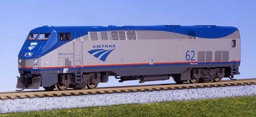 N Scale - Kato USA - 176-6004 - Locomotive, Diesel, GE P42 Genesis - Amtrak - 62