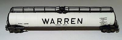 N Scale - Atlas - 2348 - Tank Car, 33K, LPG - Warren Petroleum - 30000