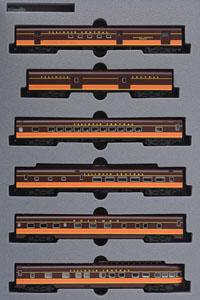 N Scale - Kato USA - 106-095 - Box Set - Illinois Central - 6-Pack