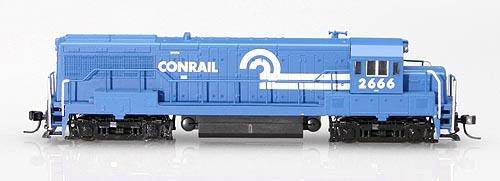 N Scale - Atlas - 44787 - Locomotive, Diesel, GE U25B - Conrail - 2664