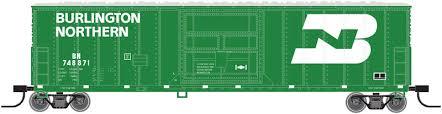 N Scale - Atlas - 50 002 519 - Boxcar, 50 Foot, Fruit Growers Express - Burlington Northern - 748879