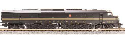 N Scale - Broadway Limited - 3140-PART - Engine, Diesel, Centipede - Pennsylvania - 5380A1